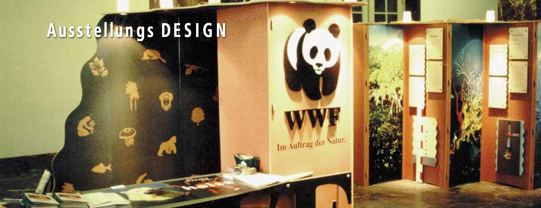 WWF Ausstellung Change - Chance